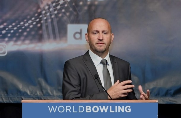 Andrew Oram CEO World Bowling